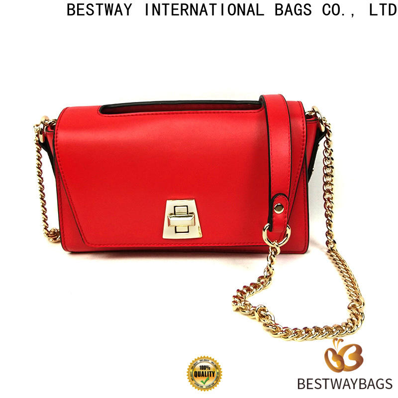 simple pu bag soft for sale for ladies