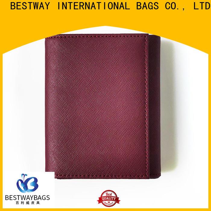 Bestway popular ladies money purse manufacturer for school