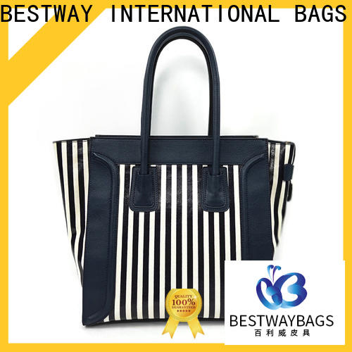 Bestway brands personalized canvas tote bags factory for shopping