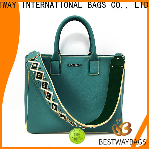 fashion polyurethane fake leather bestway for sale for girl