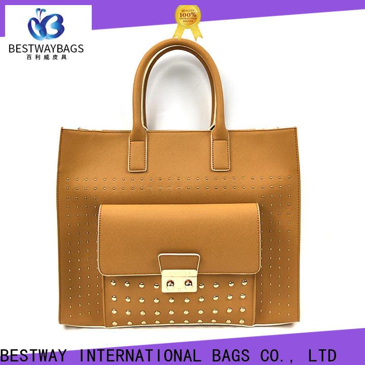 Bestway fashion vintage leather shoulder bag Chinese for lady