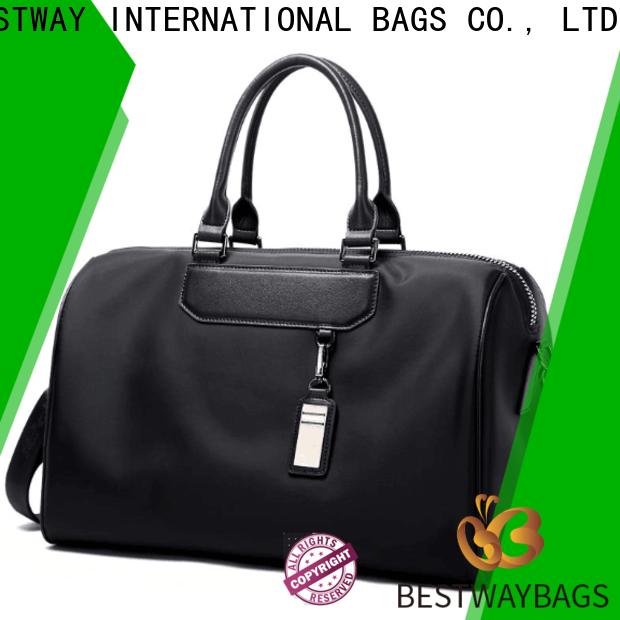 Bestway large nylon crossbody purse wildly for gym