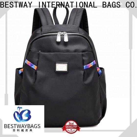 Bestway foldable designer nylon handbags on sale for gym