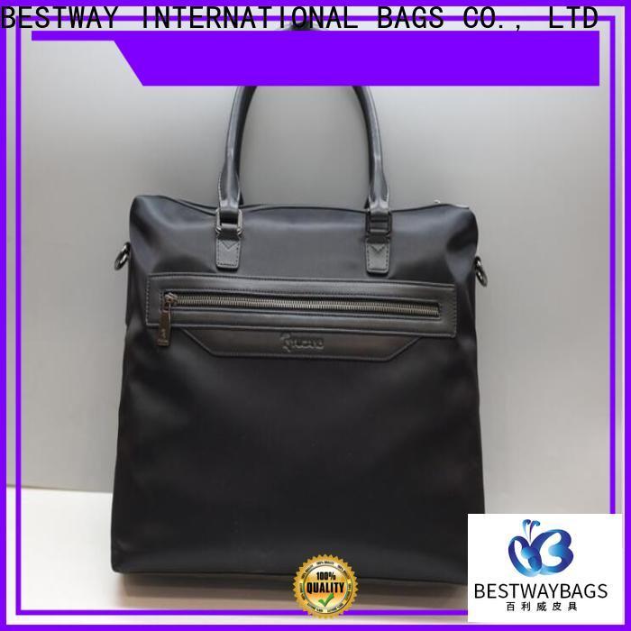 Bestway strength nylon satchel handbag personalized for gym
