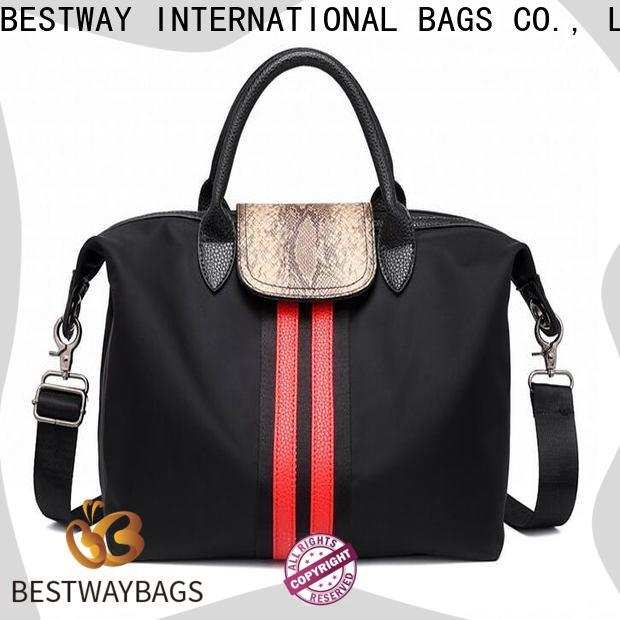 Bestway capacious nylon hobo handbags personalized for sport