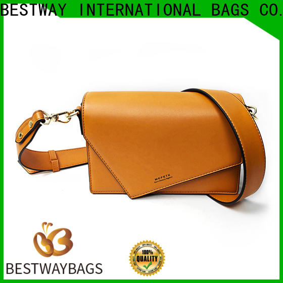 leisure leather bag closures green for sale for ladies