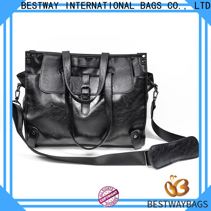 Bestway handbag pu leather description Chinese for girl