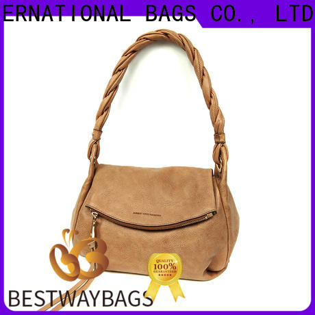leisure what is pu leather handbag private supplier for women