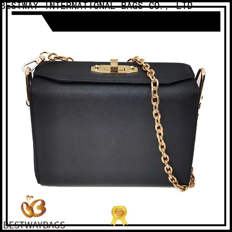 Bestway generous define pu leather supplier for girl