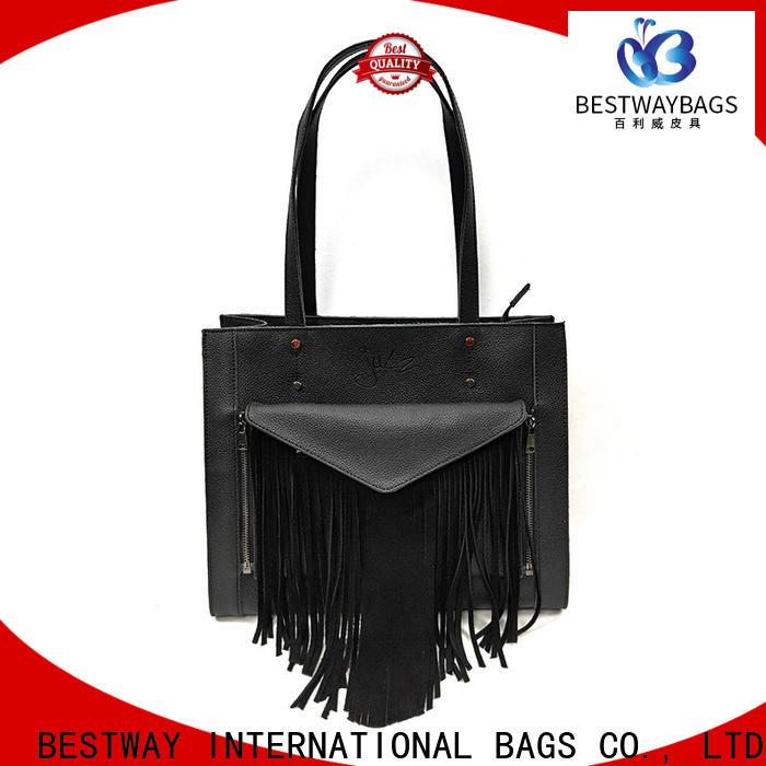 Bestway ladies genuine leather handbags online for daily life