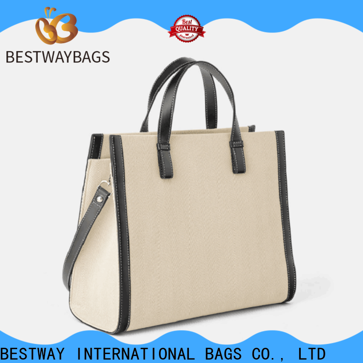 Bestway multi function canvas tote online for shopping