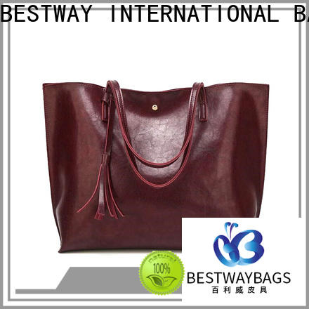 Bestway Top pu leather definition vs leather Suppliers for women