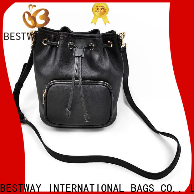 Bestway side leather for handbags company for daily life
