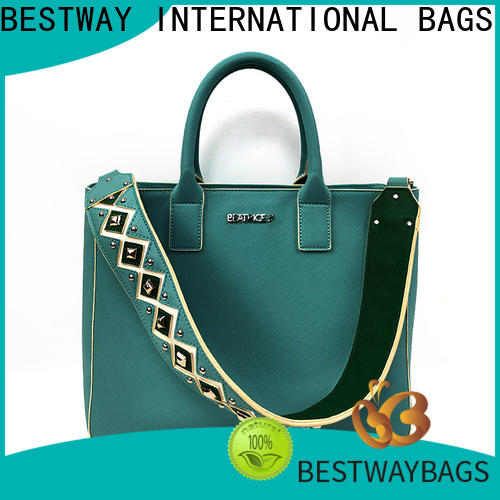 Wholesale high quality pu leather clutch factory for girl