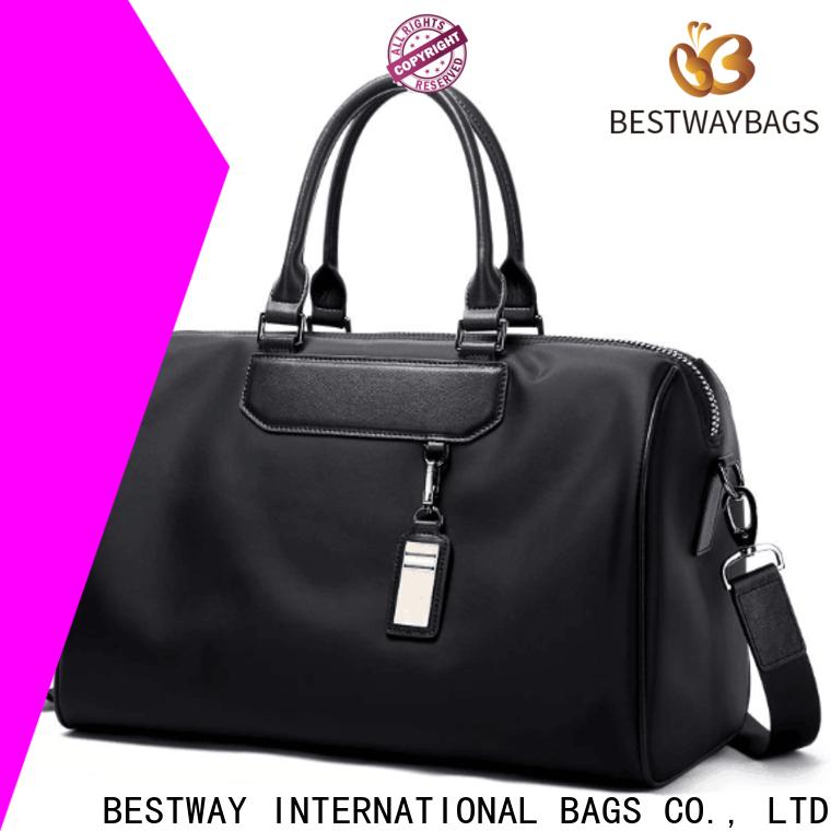 Best women's nylon handbags bags for business for bech