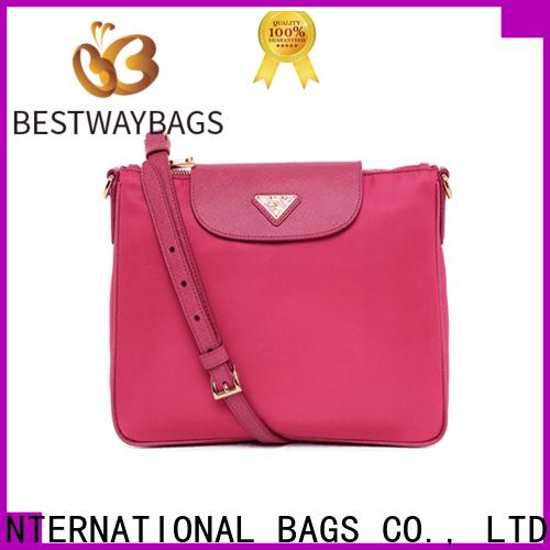 Bestway light mini nylon crossbody bag Supply for gym