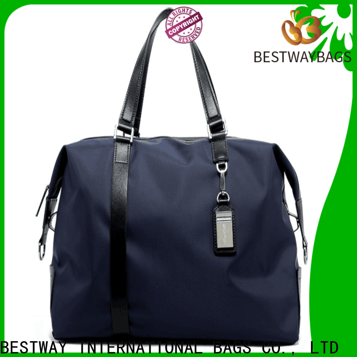 Wholesale nylon handbags on sale waterproof personalized for sport