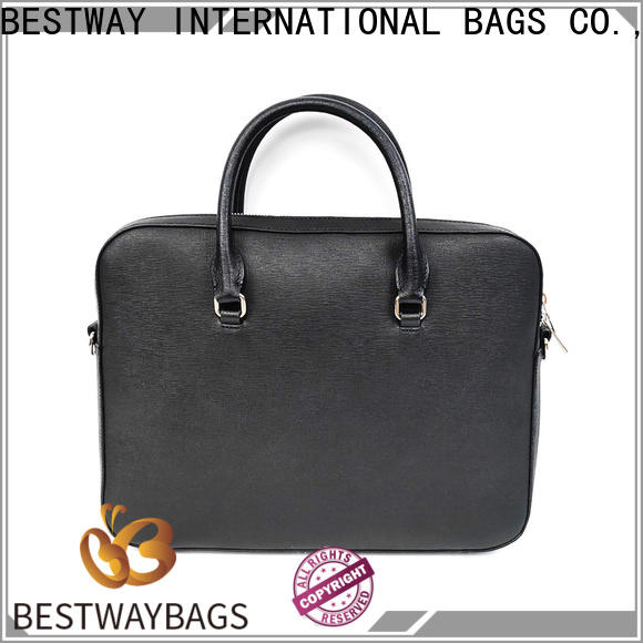 Bestway vintage ladies tan leather handbags company for work