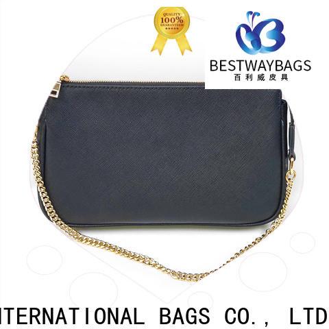 Bestway stylish leather satchel handbags Suppliers for school