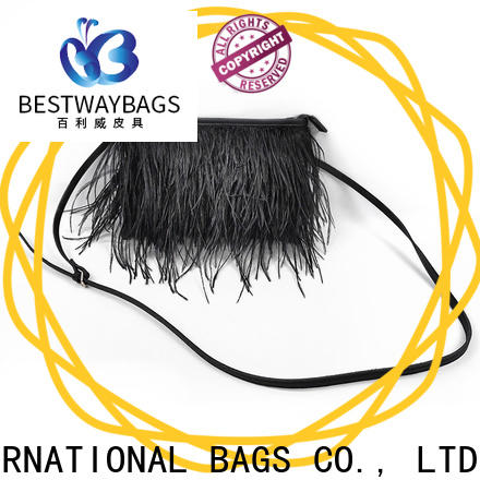 Bestway Best fake leather bag Supply for women