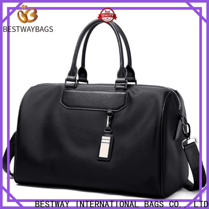 Bestway Wholesale nylon crossbody travel purse manufacturers for sport