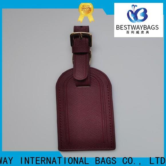 Bestway Latest leather handbag charms manufacturer