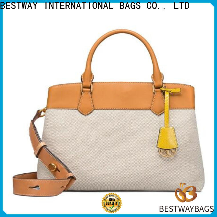 Bestway Best designer canvas bags Supply for relax