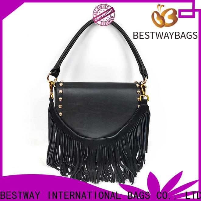 Bestway grey genuine leather bags for women personalized for date