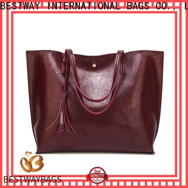 Bestway elegance polyurethane purse quality for sale for women