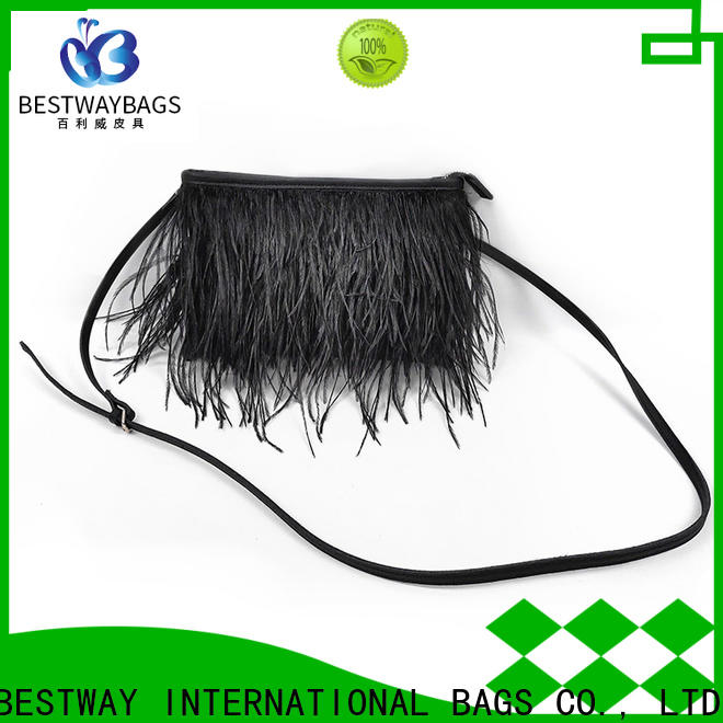 Bestway summer pu bags china factory for ladies