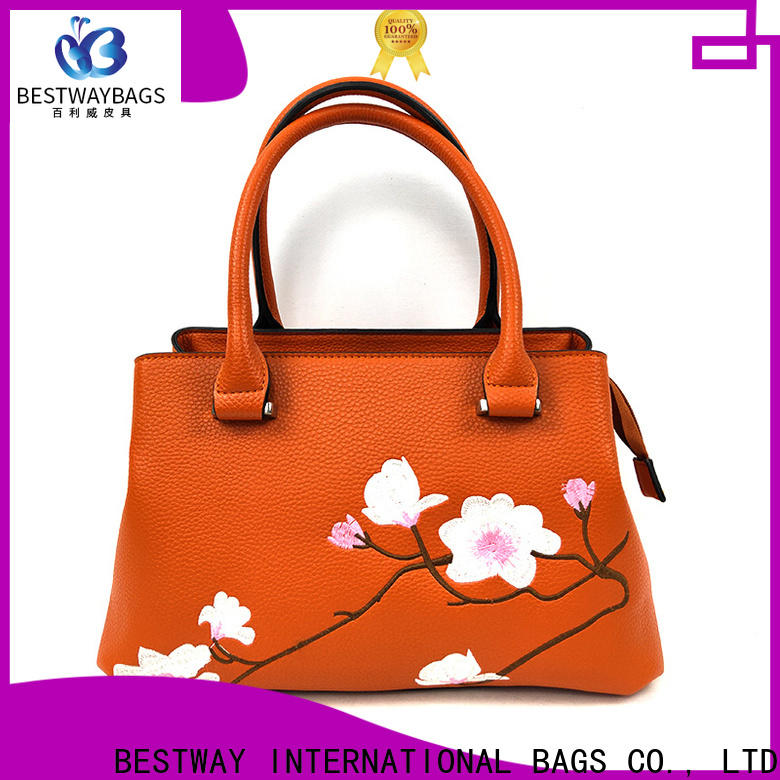 boutique high quality pu big supplier for ladies