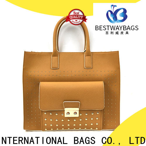 Bestway travel bags handbags supplier for lady
