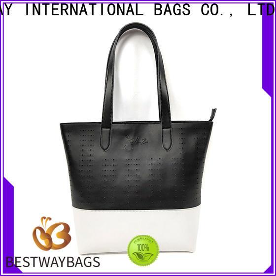 Bestway men pu leather durability supplier for women