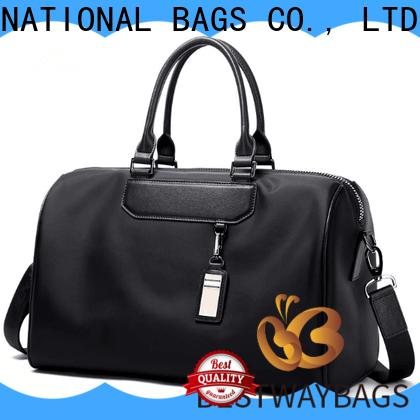 Bestway laptop nylon tote handbag Supply for gym