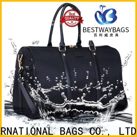 Bestway light best nylon handbags factory for bech