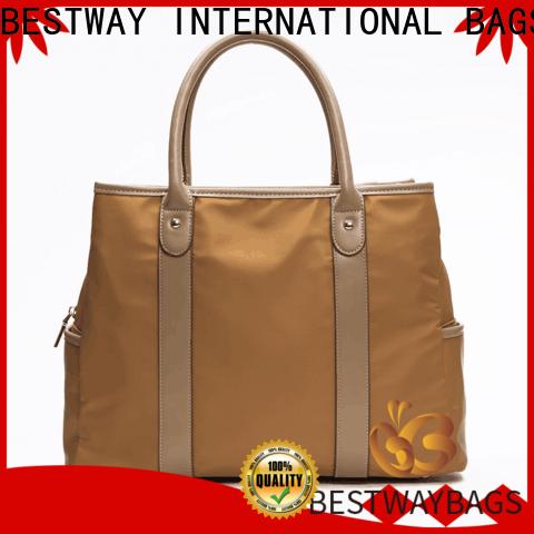 Bestway New black nylon purse supplier for sport