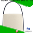 Bestway designer leather and canvas totes factory for vacation
