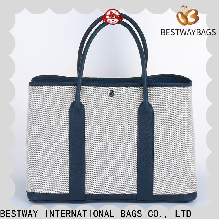 Custom women's canvas tote bags customized manufacturers for vacation