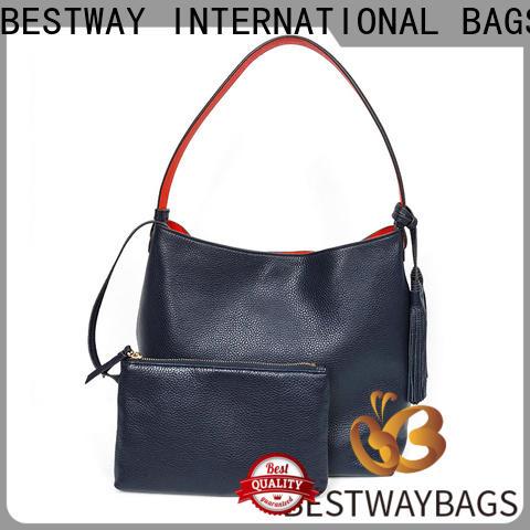 Bestway Top big leather handbag manufacturer for daily life