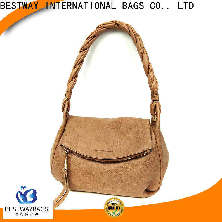 Bestway men embroidered tote bag company for girl