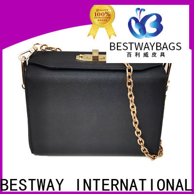 Top pu shopper bag expensive manufacturers for girl