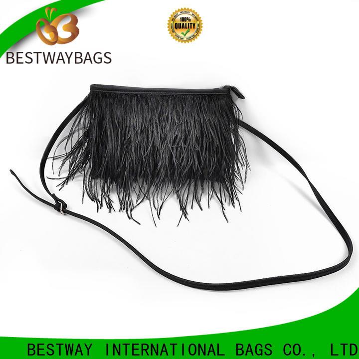Bestway elegant pu leather bag wholesale Suppliers for women