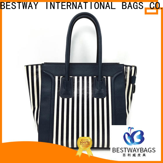 beautiful blue canvas bag zipper Supply for relax