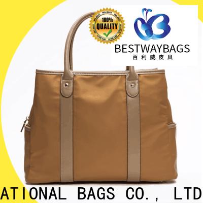 Bestway Custom nylon duffle bag Suppliers for sport