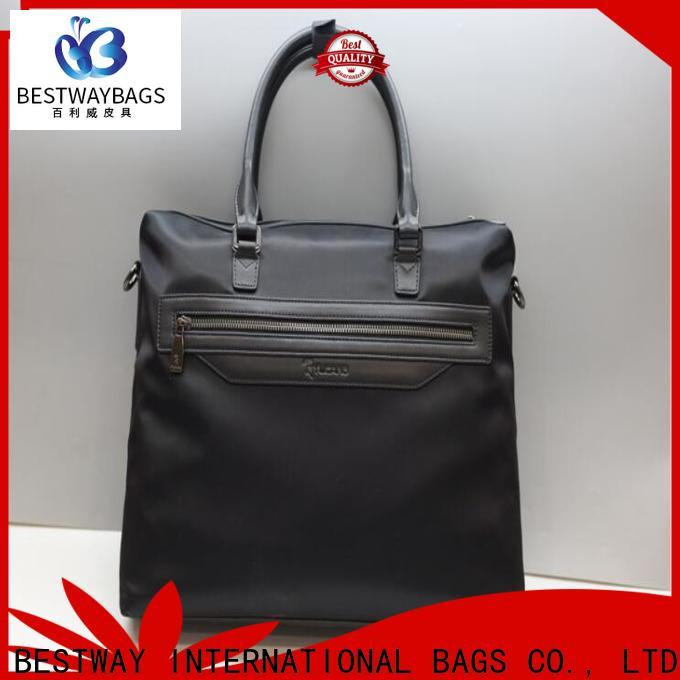 durable women's nylon tote bags cross Suppliers for gym