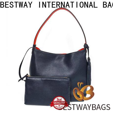 Bestway women fine leather handbags on sale for daily life
