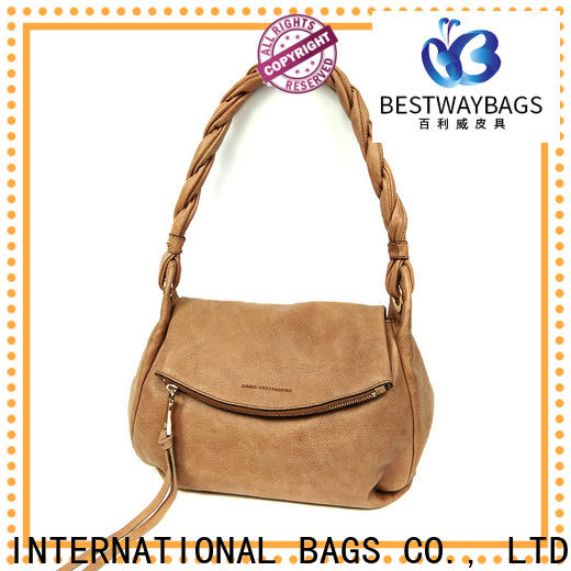 Bestway blue what is high quality pu leather online for ladies