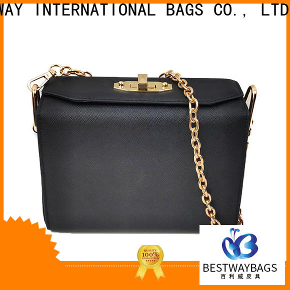 Bestway classic pu leather fabric Suppliers for women