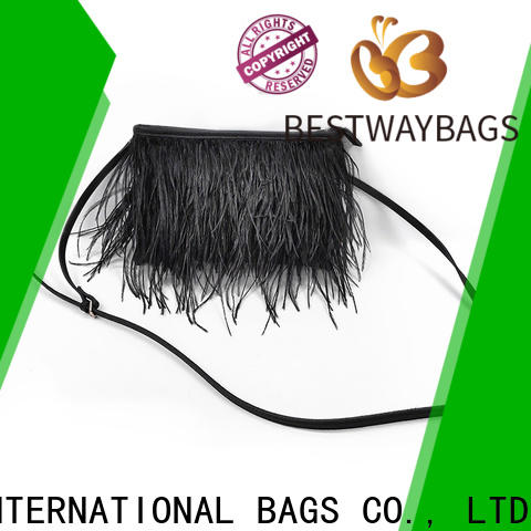 Bestway light pu leather bag wholesale for sale for ladies