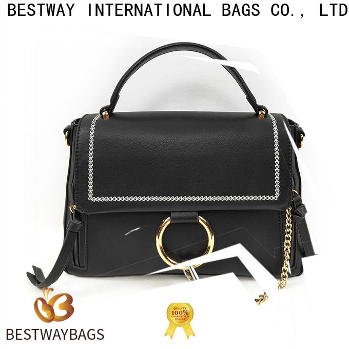 Bestway Latest pu leather jacket factory for girl